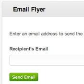 email single property websites flyer